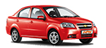 Rent a car Sofia Bulgaria - CHEVROLET Aveo Sedan