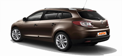 Rent a car Sofia Bulgaria - RENAULT Megane III G.tour