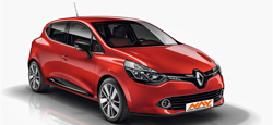 Rent a car Sofia Bulgaria - new RENAULT Clio IV Life