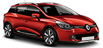 Rent a car Sofia Bulgaria - new RENAULT Clio IV Grandtour
