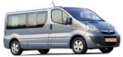 Rent a car Sofia Bulgaria - new OPEL Vivaro 2.0 CDTI, L2