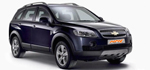 Rent a car Sofia Bulgaria - CHEVROLET Captiva 2.0 D, 2012