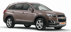 Rent a car Sofia Bulgaria - CHEVROLET Captiva 2.0D