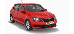 Rent a car Sofia Bulgaria - new SKODA Fabia Style, 2019