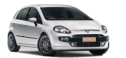Rent a car Sofia Bulgaria - FIAT Punto EVO 1.4