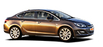 Rent a car Sofia Bulgaria - new OPEL Astra 1.7 CDTI Sedan