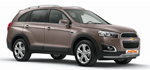 Rent a car Sofia Bulgaria - CHEVROLET Captiva 2.0 CDTI
