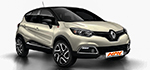 Rent a car Sofia Bulgaria - new RENAULT Captur 1.5 dCi