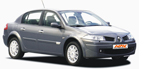 Rent a car Sofia Bulgaria - RENAULT Megane II Aut. Sedan